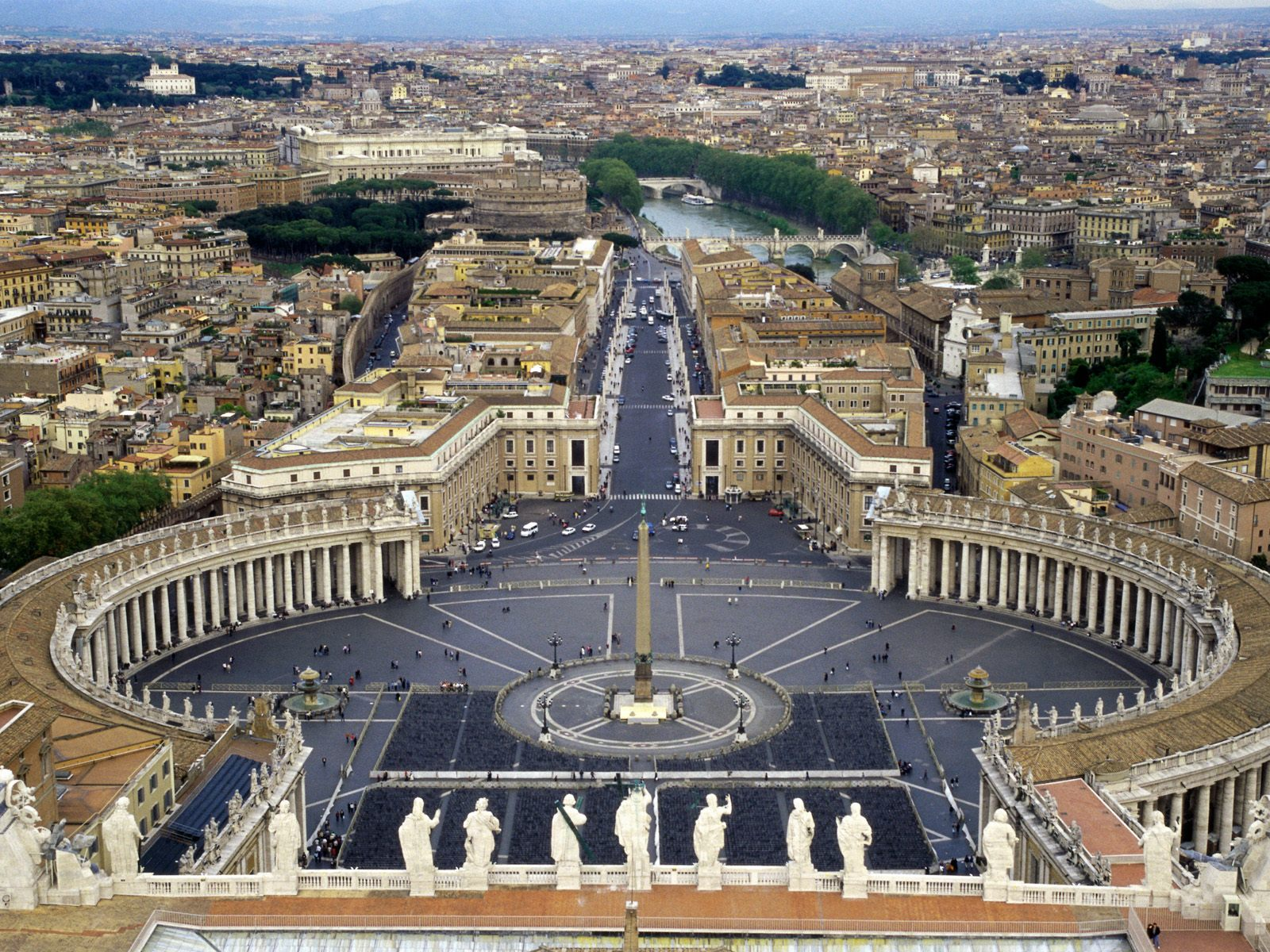 Vatican City Featured Image