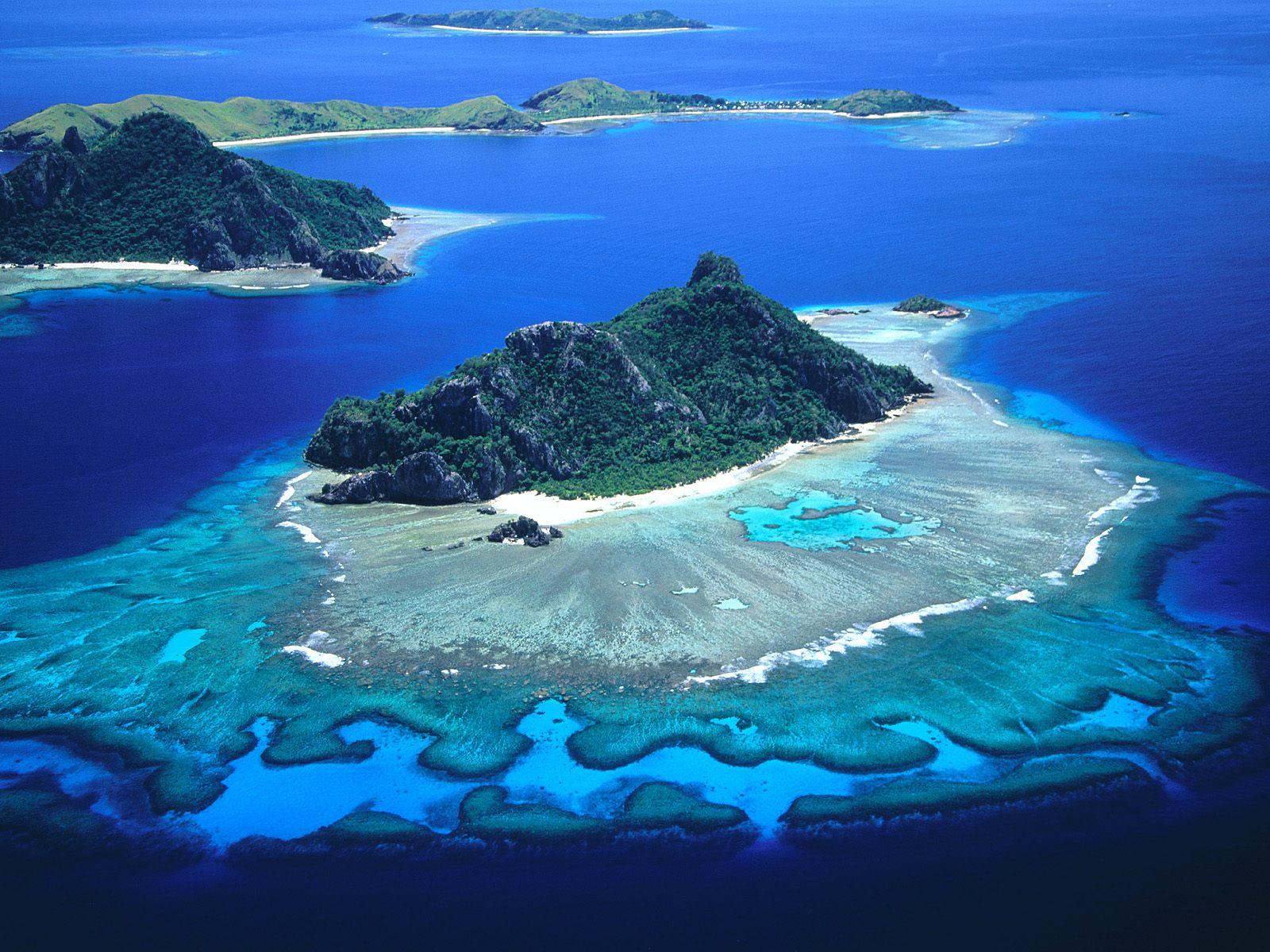 Fiji Island Archipelago