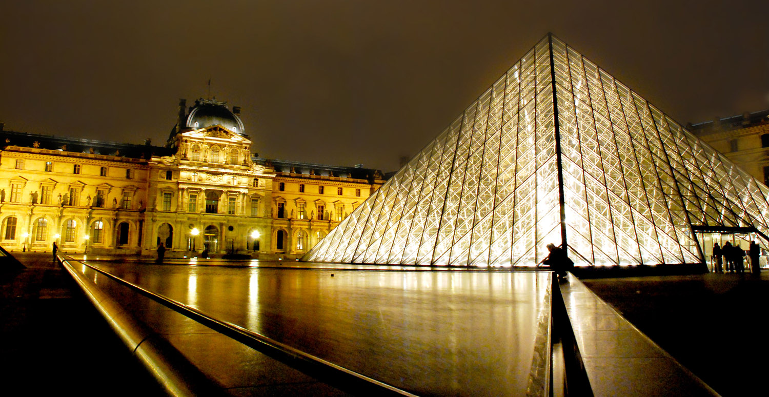 The Louvre Feature