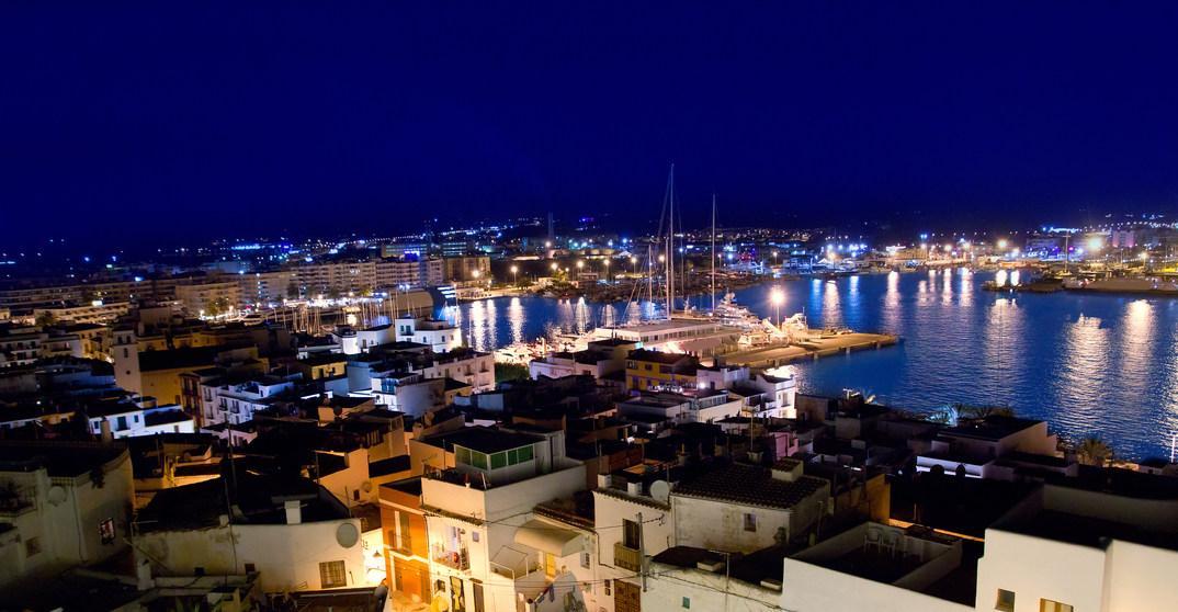 Downtown Ibiza