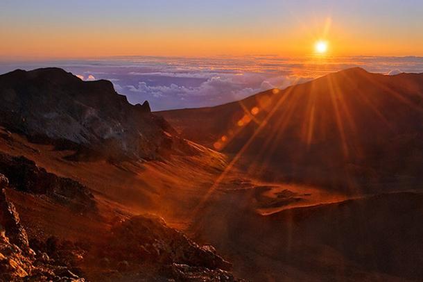 Mount-Haleakala-Hawaii