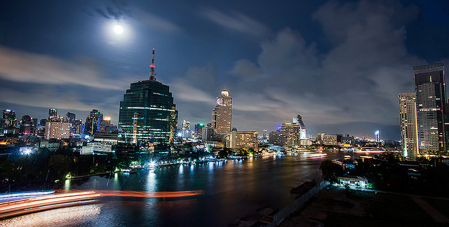 full moon bangkok