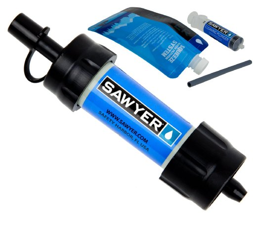 sawyer mini filtration system