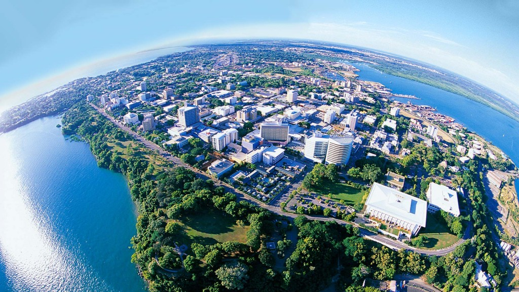 Darwin City2