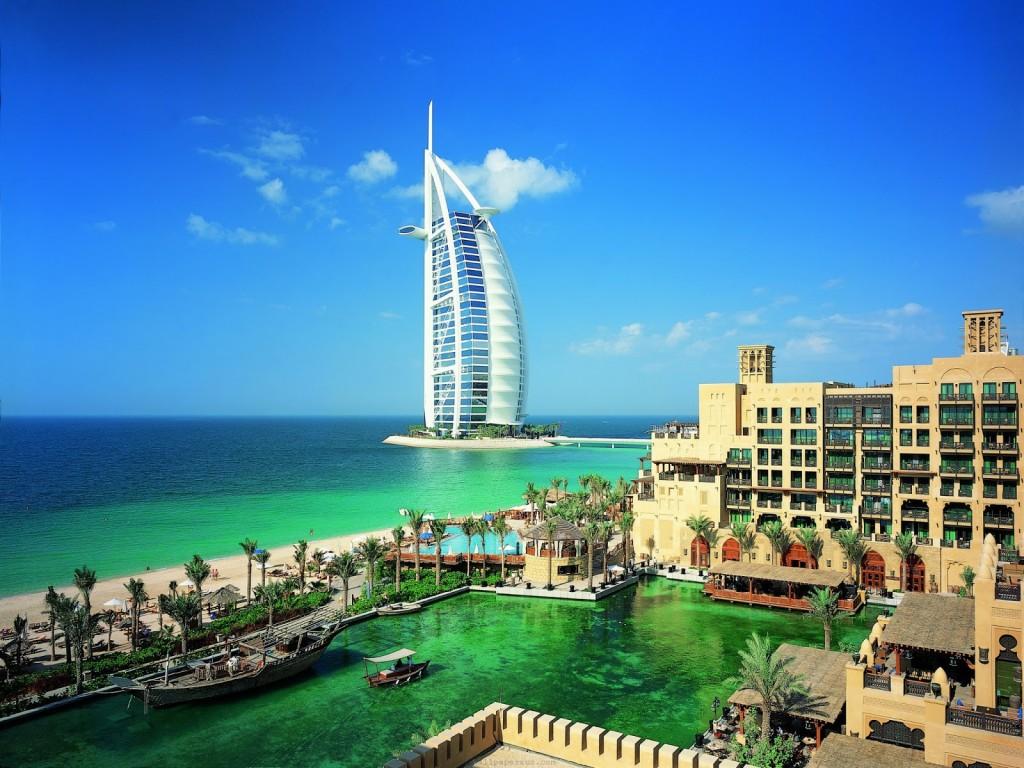 Dubai in Spring