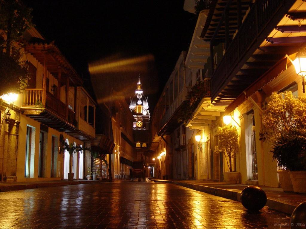 Historic Cartagena: http://etamnanki.deviantart.com/art/Historic-Cartagena-9-12042761