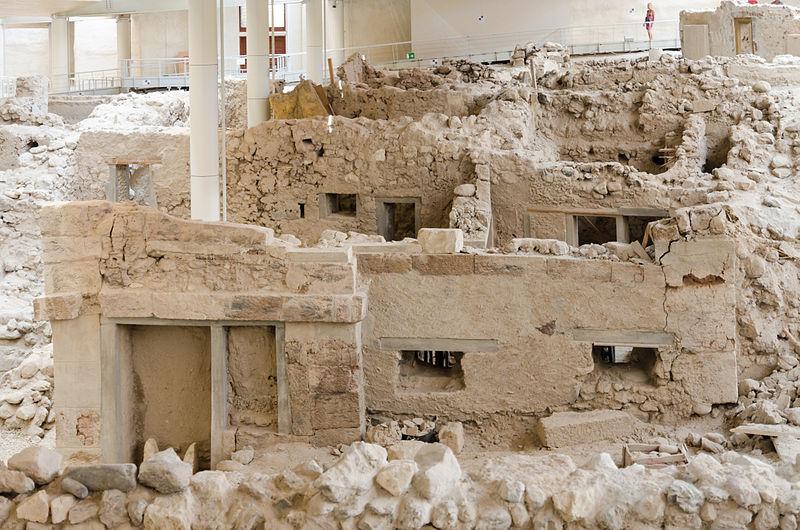 Akrotiri Archaeological Sit