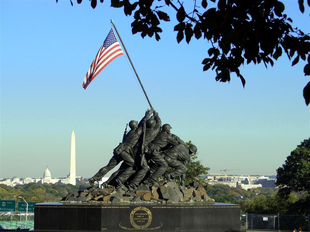 Marine Corp Was Memorial