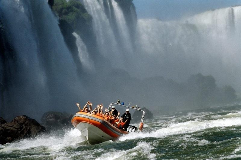 Macuco Safari Boat Ride
