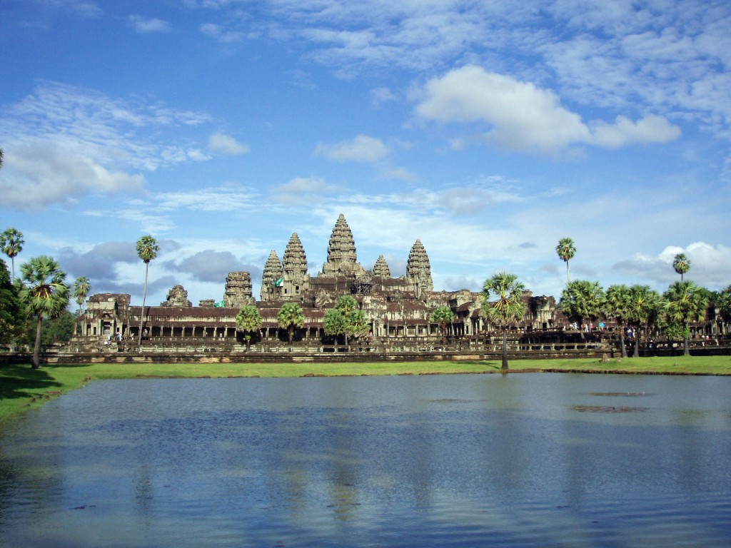Angkor Winter