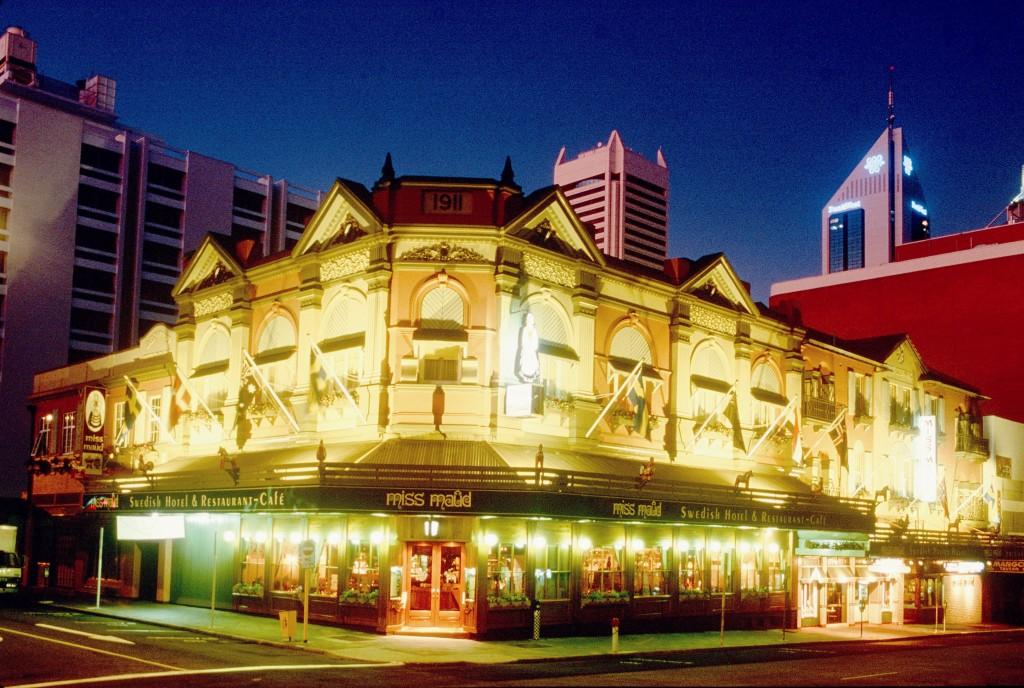Perth Miss Maud Hotel