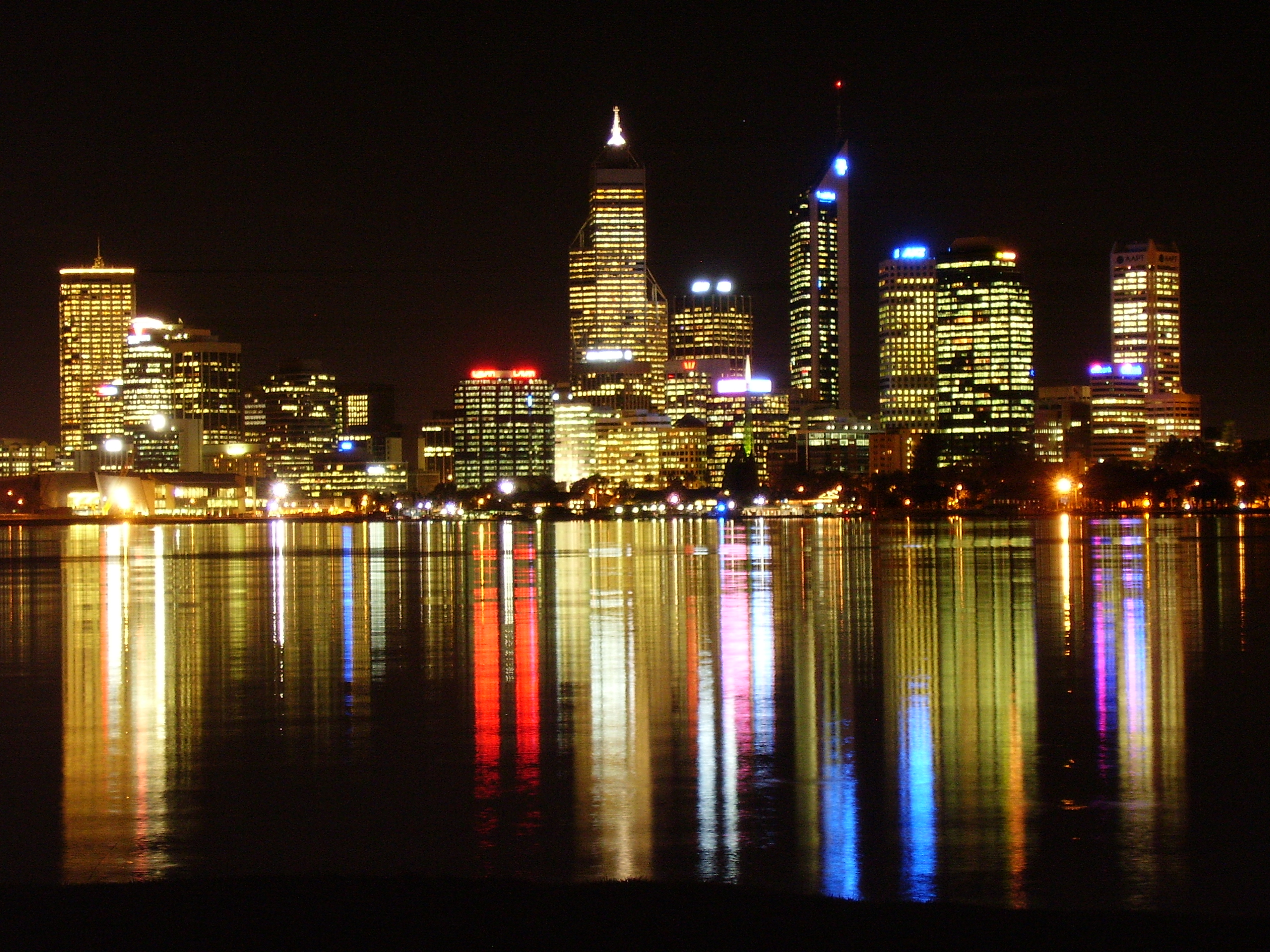 Perth Skyline Feature