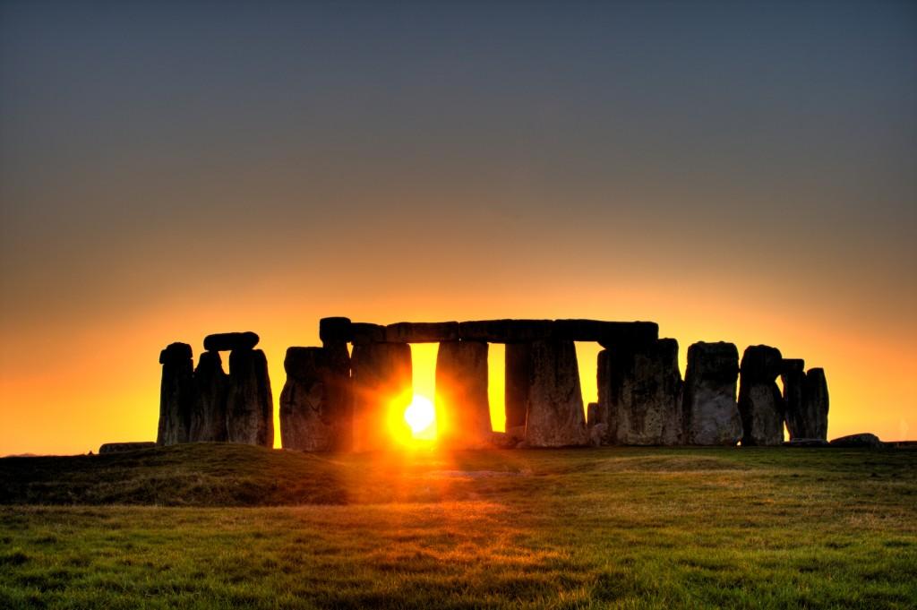 Stonehenge Scenery