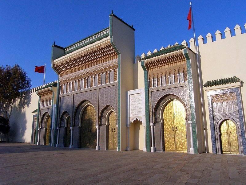 Gates of Fes