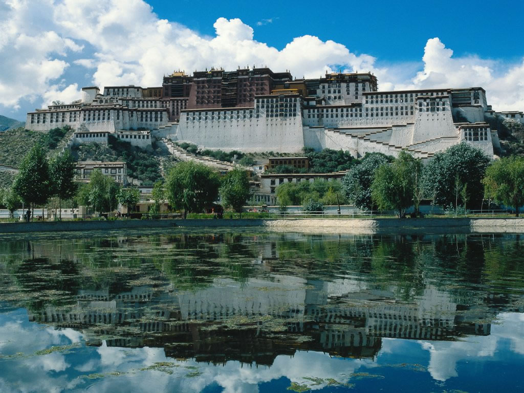 Potala Palace Feature