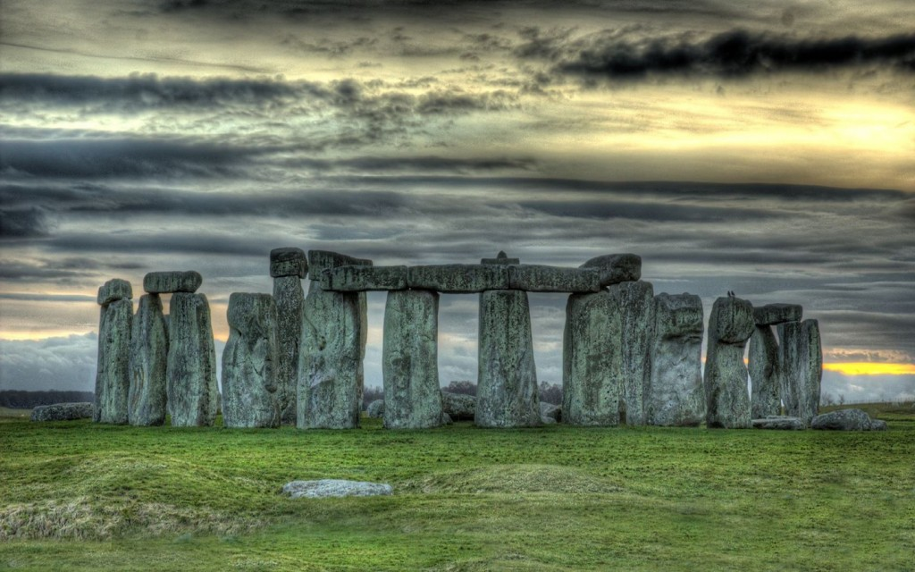 Wiltshire Stonehenge