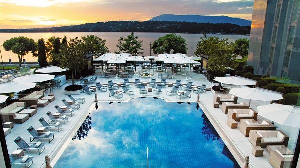 Hotel President Wilson Hotel Geneva