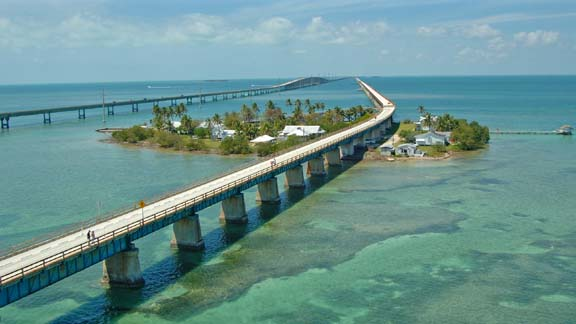 Keys-Bridge-Post