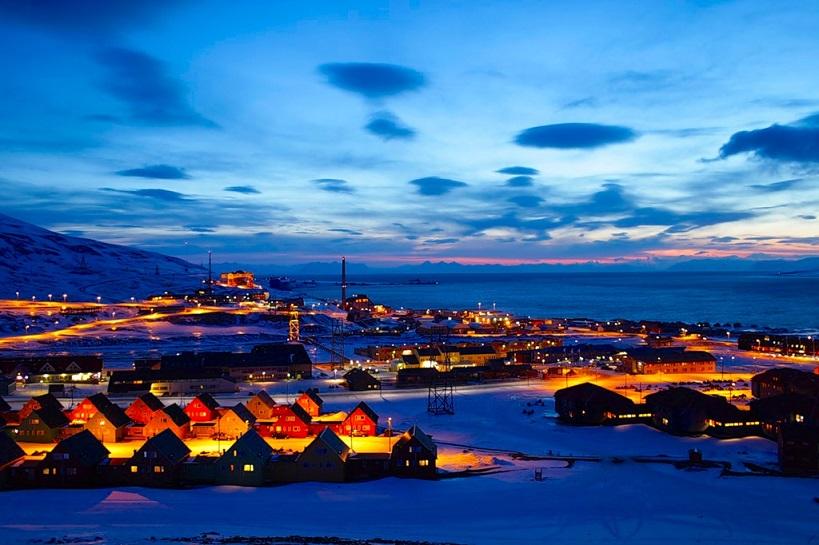 Svalbard-Islands