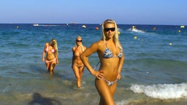Playa d en Bossa