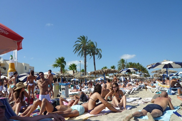 Playa d'en Bossa 2