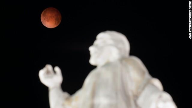 blood moon san salvador