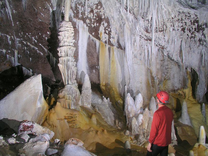 Pearlsian Gulf lechuguilla cave