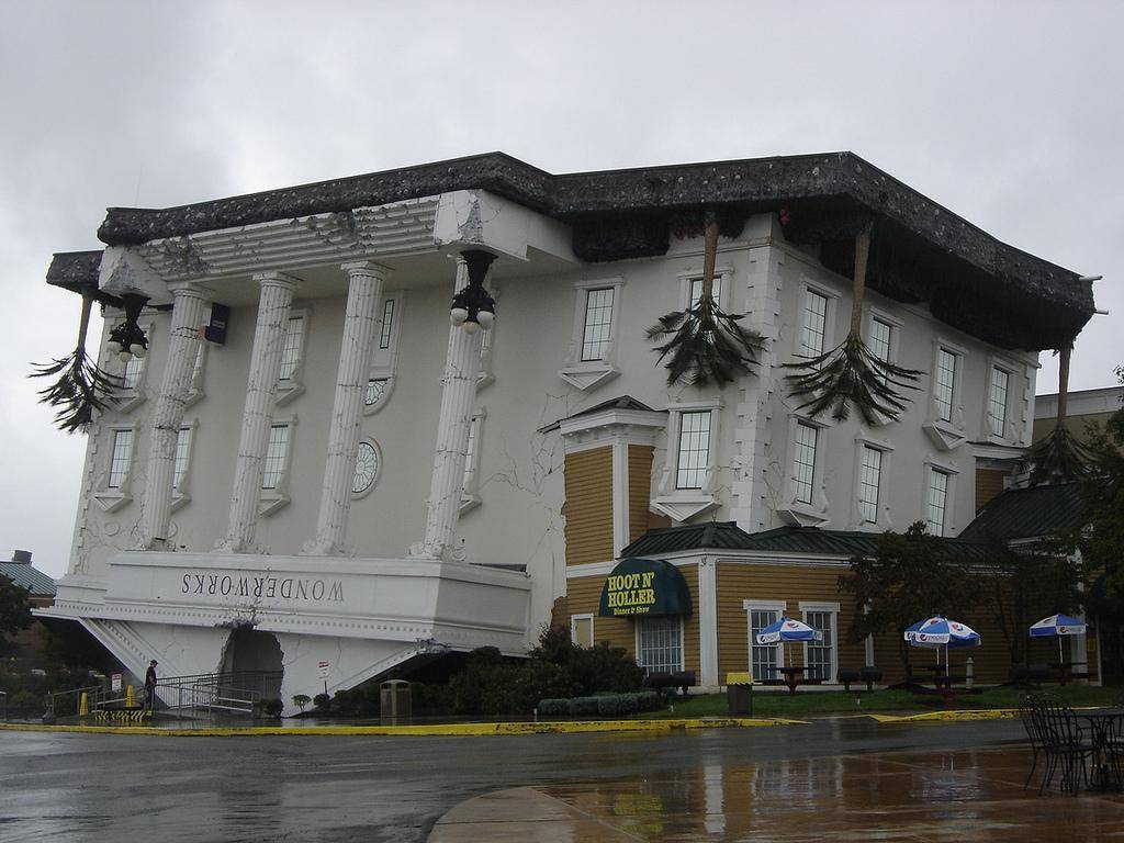 WonderWorks-Pigeon-Forge-Tennessee-USA